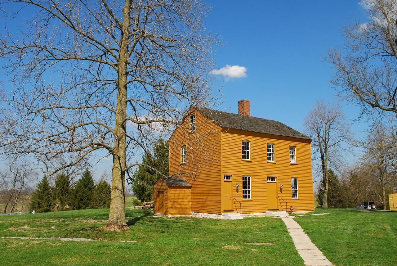 Old Fort, Shaker Village, Harrodsburg, KY 104