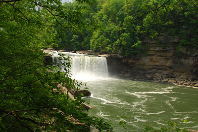 4-26-12 Levi Jackson, Cumberland Falls, Breaks Interstate SP's 073