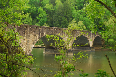4-26-12 Levi Jackson, Cumberland Falls, Breaks Interstate SP's 049