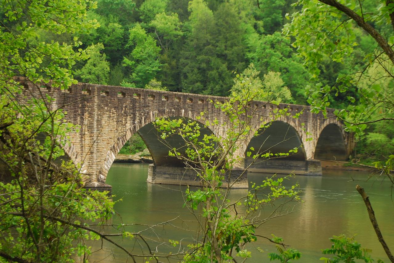 4-26-12 Levi Jackson, Cumberland Falls, Breaks Interstate SP's 049