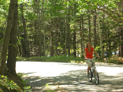 6-10-12 Buzzy pics, Acadia Bike Ride 054