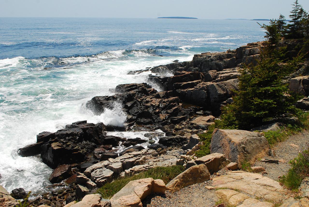 5-20-12 Great Head, Otter Cliff, Jordan Pond ME 052