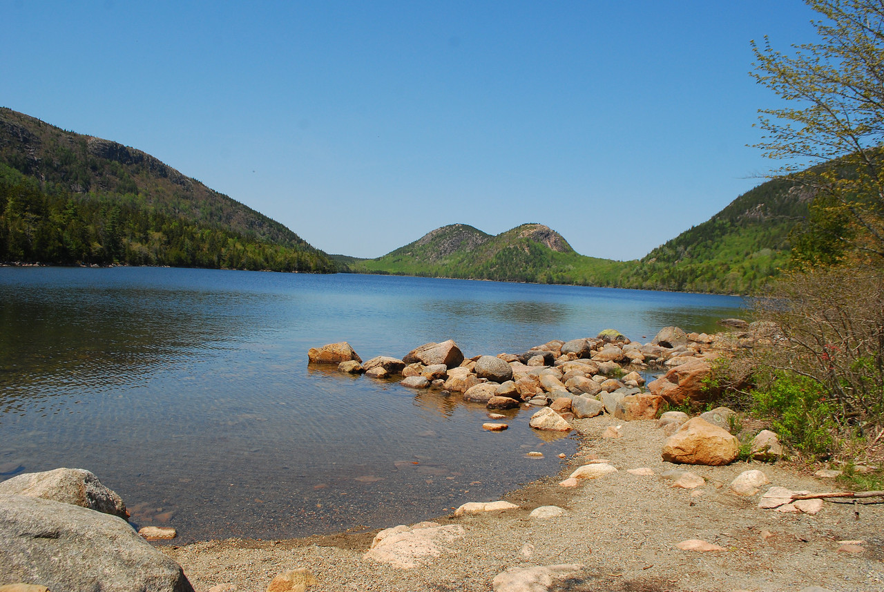 5-20-12 Great Head, Otter Cliff, Jordan Pond ME 073