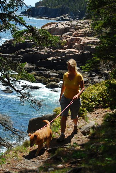 5-18-12 Acadia NP Loop, Gorsham Trail 049