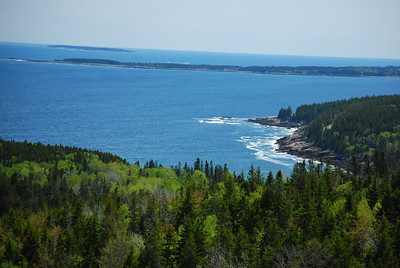 5-18-12 Acadia NP Loop, Gorsham Trail 097