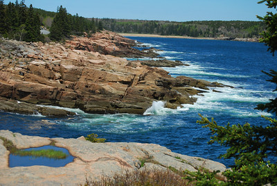 5-18-12 Acadia NP Loop, Gorsham Trail 051