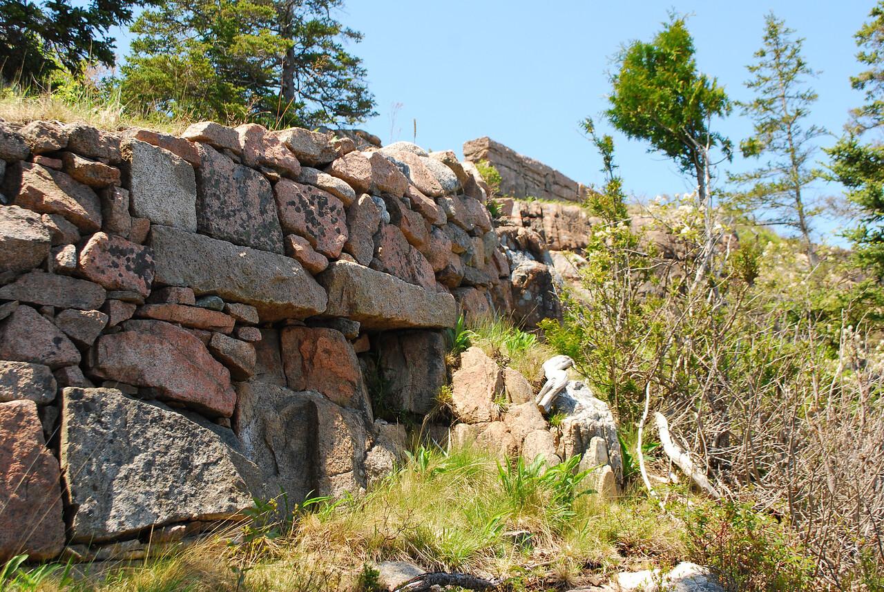 5-20-12 Great Head, Otter Cliff, Jordan Pond ME 072
