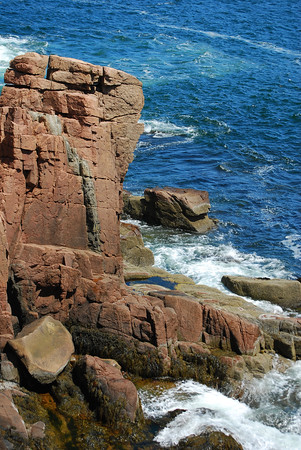 5-18-12 Acadia NP Loop, Gorsham Trail 037