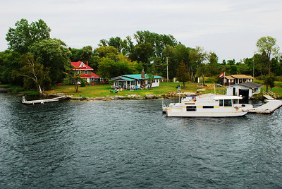 8-25-13 1000 Islands Cruise,  Kingston, Ontario 079