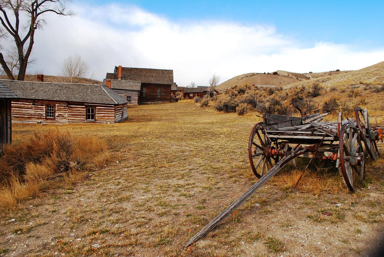 11-16-13  Bannock State Park,  MT 025