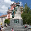 Ljubljana<br /> <br /> In and around town - architecture, art, and public places that I liked