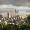 Hong Kong. The Peak.