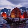 Hong Kong. The Obligatory Tourist Shot.