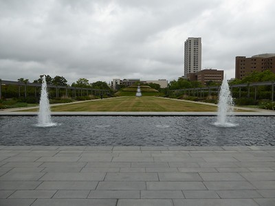 Hermann Park's McGovern Centennial Gardens