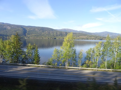 Norway: Train from Oslo to Bergen (2016)