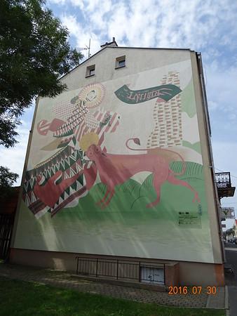Poland: Łȩczyca & Łódź (2016)