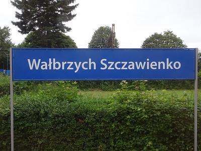 Poland: Wałbrzychu & Zamek Książ