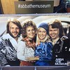 ABBA Museum<br /> <br /> Emily entered, but I didn't. I enjoy their music but didn't need to see their display of costumes.