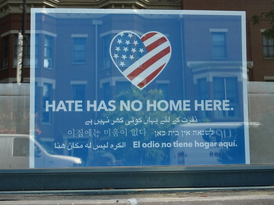 USA: Chicago, IL Signs (2017)