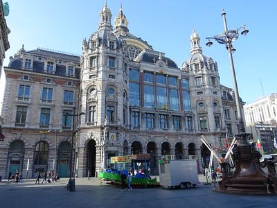 Belgium: Antwerp (2018)