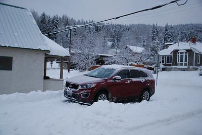 Snowy Rossland. Dec 2016.