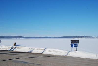 Ski Discovery. Georgetown Lake.