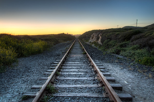 Highway 1 Tracks
