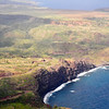 Helocopter view, West Maui