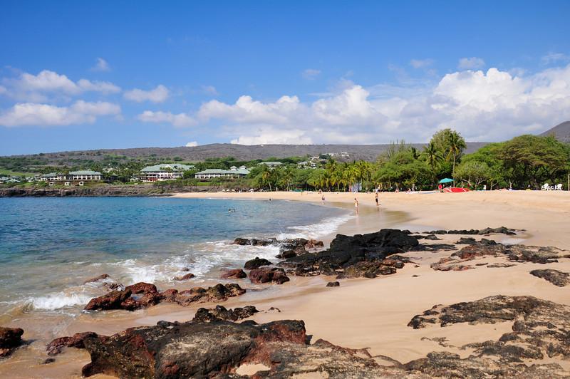 Lana'i beach
