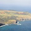 Helicopter view, West Maui