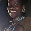 A beautiful Datoga woman - Lake Eysai, Tanzania