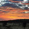 Sunset - Serengeti, Tanzania