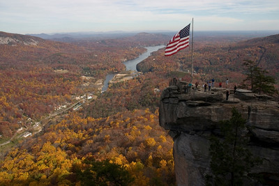Chimney Rock Park, NC
