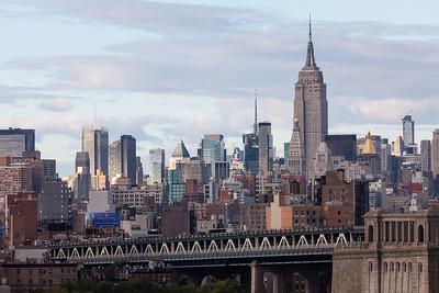 New York 2013 & 2015