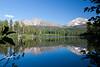 Manzanita Lake, Lassen Volcanic NP