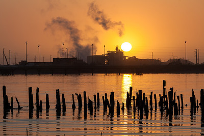 Humboldt Bay, Eureka, California
