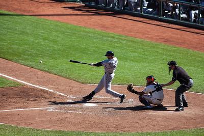 Baseball SF Giants AT&T Park