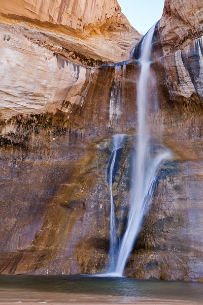Lower Calf Creek Falls, Grand Staircase Escalante NM