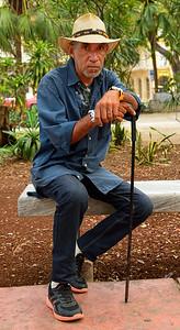 Gentleman of Old Havana