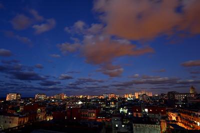 Vedado at Twilight, La Guarida Rooftop