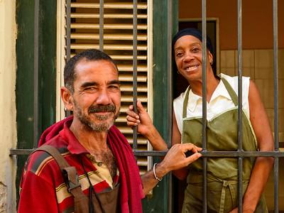 Friends, Old Havana