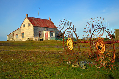 The Settlement at Saunders Island 2