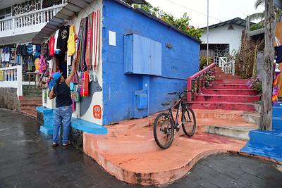 Puerto Ayora Town Scene - Santa Cruz