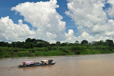 Ucayali River Scenic, Peru
