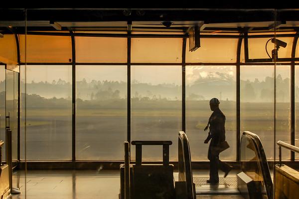 Flight from Medellin to Bogota