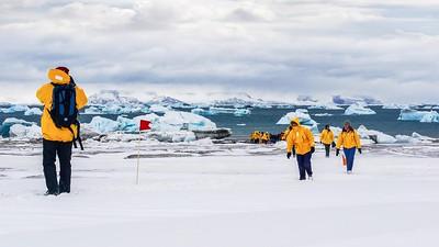 Tourism in Antarctica