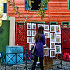 La Boca is the colourful and artistic heart of Buenos Aires. It's a poor neighbourhood (barrio) with a richness of life and a riot of colour that can be a real riot if you step into the wrong street. The 3.3 sq km area was originally settled by Italian immigrants from Genoa and is home to the world famous football (soccer) team – Boca Juniors. The main pedestrian street, the Caminito, is full of ornate houses, multi-coloured buildings, statues, fountains, street performers, dancers, musicians, art galleries.