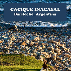 CACIQUE INACAYAL HOTEL, BARILOCHE, PATAGONIA, ARGENTINA