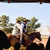 The ladies like the ride specially when the gauchos give them a pat on the butt.