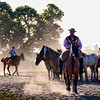 Estancias are found all over Argentina, from the Pampas outside of Buenos Aires to the mountains of southernmost Patagonia. Being located in such a beautiful natural setting makes estancias excellent places for all types of outdoor activities, including horseback riding on trails or, for the more adventurous, with the gauchos on a cattle drive. You can choose to join in on the daily activities of the ranch hands at different levels of participation. Many other excursions, such as whitewater rafting, bird watching, hunting or fishing, golf, tennis, are available depending on the location of the particular estancia.